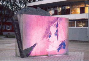 stadthalle kunst ewers kehl steinelandschaften